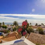 Roof terrace Praia da Luz