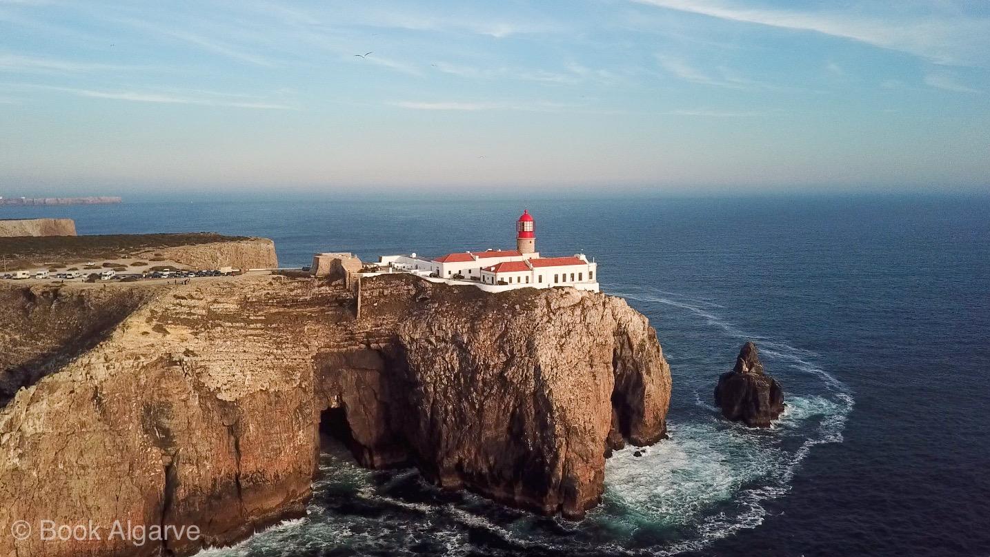 Lighthouse Cape St. Vincent