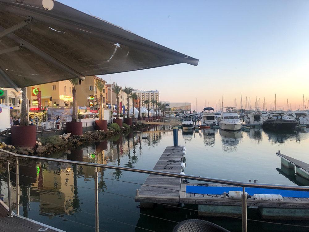 Restaurants Vilamoura Marina