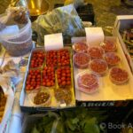 Lagos food market