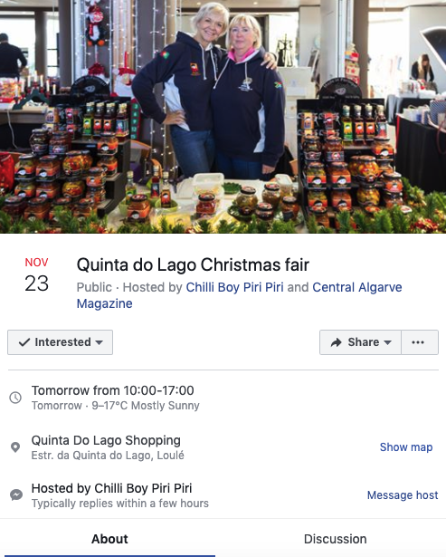 Quinta do Lago Christmas Fair
