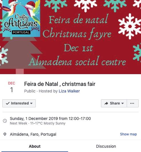 Almadena Christmas Market