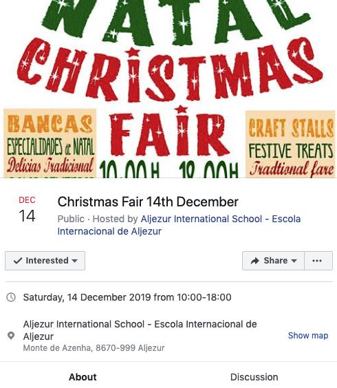 Aljezur Christmas Market